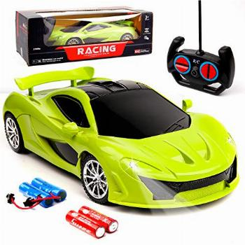 Danvren Remote Control Car Fast 1/18 Rechargeable High Speed