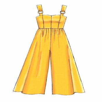 M7778 | Misses' Dresses, Romper and Jumpsuit Sewing Pattern | McCall's Patterns
