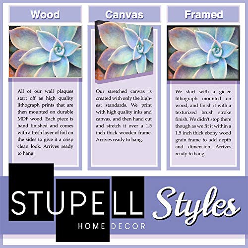 Stupell Industries Second Best Things in Life Quote Fashion